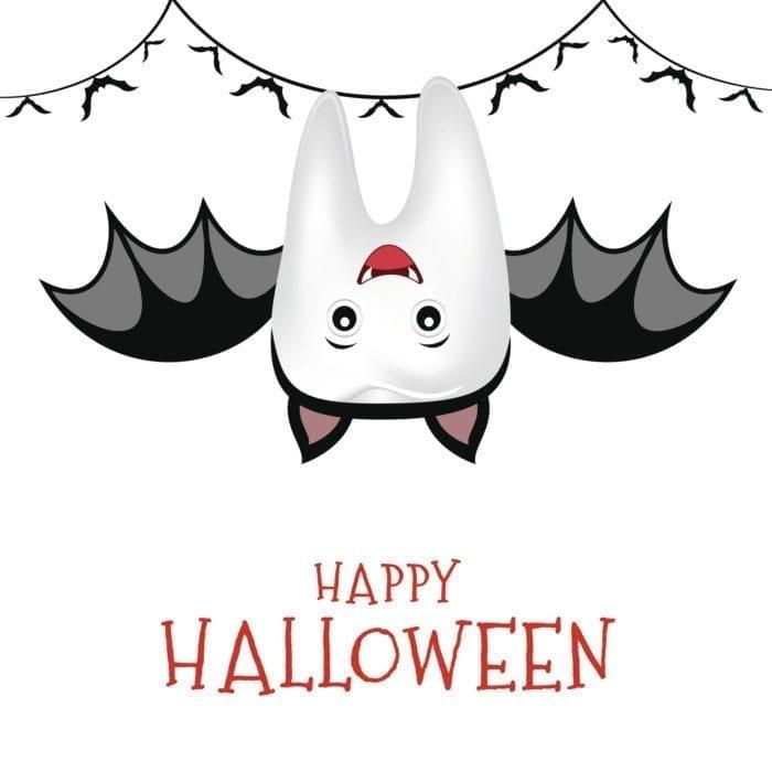 halloween tooth bath ottawa dentist office