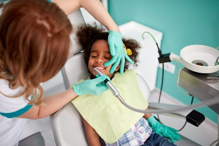 treatment for tooth decay in children by Kanata Ontario dentist