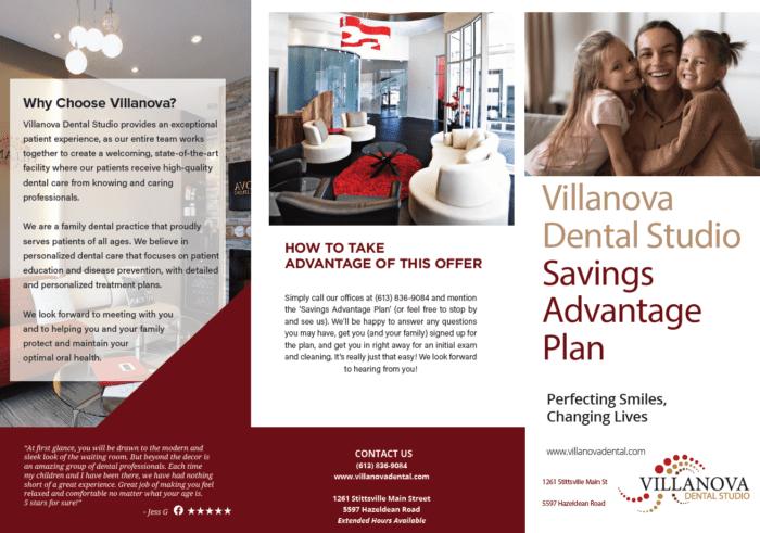 Dental Savings Advantage Plan
